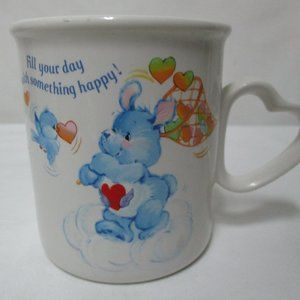 Care Bear Cousins Fill Your Day w/ Special Vtg Mug